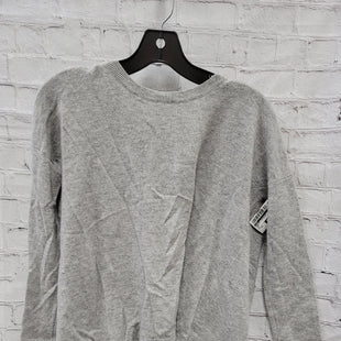 Primary Photo - BRAND: JOIE STYLE: SWEATER LIGHTWEIGHT COLOR: GREY SIZE: XS SKU: 115-115338-2773