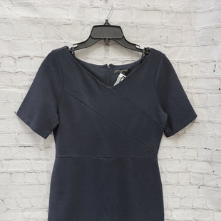 Primary Photo - BRAND: BANANA REPUBLIC STYLE: DRESS SHORT SHORT SLEEVE COLOR: NAVY SIZE: 12 SKU: 115-115340-2119