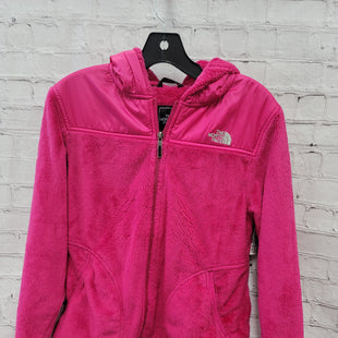 Primary Photo - BRAND: NORTHFACE STYLE: SWEATSHIRT HOODIE COLOR: PINK SIZE: M SKU: 115-115260-94533