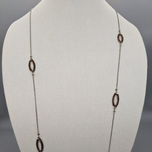 Primary Photo - BRAND: CHAN LUU STYLE: NECKLACE COLOR: SILVER SKU: 115-115260-92107