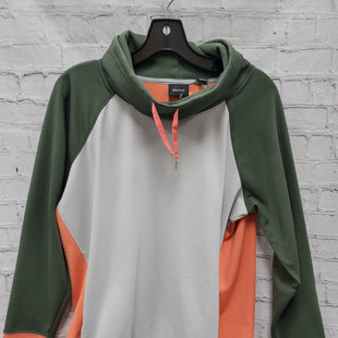 Primary Photo - BRAND: MARMOT STYLE: SWEATSHIRT HOODIE COLOR: WHITE GREEN SIZE: XL OTHER INFO: CORAL SKU: 115-115309-20198