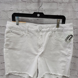 Primary Photo - BRAND: SEVEN 7 STYLE: SHORTS COLOR: WHITE SIZE: 12 SKU: 115-115360-1414
