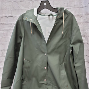 Primary Photo - BRAND:  CMA STYLE: COAT LONG COLOR: GREEN SIZE: XS OTHER INFO: STUTTERHEIM - RAINCOAT SKU: 115-115314-11405