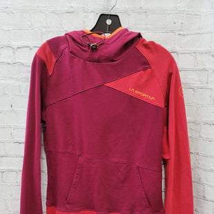 Primary Photo - BRAND:  CMB STYLE: SWEATSHIRT HOODIE COLOR: RASPBERRY SIZE: L OTHER INFO: LA SPORTIVA - SKU: 115-115314-11567
