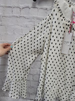 Photo #3 - BRAND:    CLOTHES MENTOR <BR>STYLE: TOP LONG SLEEVE <BR>COLOR: DOTS <BR>SIZE: M <BR>OTHER INFO: PARKER - NWT <BR>SKU: 115-115302-15143