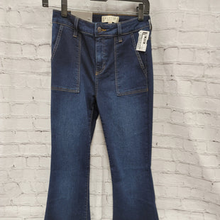 Primary Photo - BRAND:    CLOTHES MENTOR STYLE: JEANS COLOR: DENIM SIZE: 0 OTHER INFO: HARPER HERITAGE - FLARE SKU: 115-115340-2225