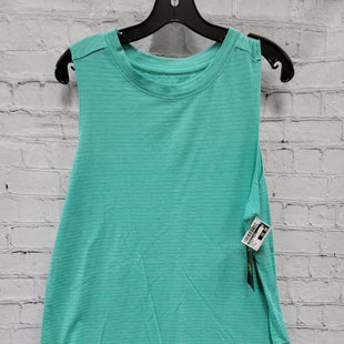 Primary Photo - BRAND: ATHLETIC WORKS STYLE: ATHLETIC TANK TOP COLOR: SEAFOAM SIZE: XL SKU: 115-115338-2592