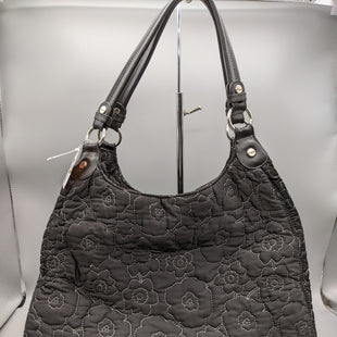 Primary Photo - BRAND: THIRTY ONE STYLE: HANDBAG COLOR: BLACK SIZE: LARGE SOME WEAR AND STAINSSKU: 115-115335-3605