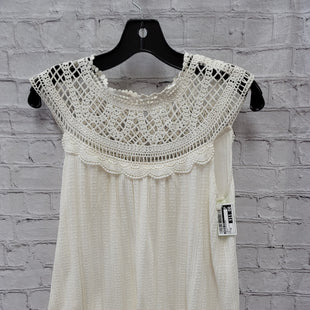 Primary Photo - BRAND: MEADOW RUE STYLE: TOP SLEEVELESS COLOR: CREAM SIZE: XS SKU: 115-115360-1310