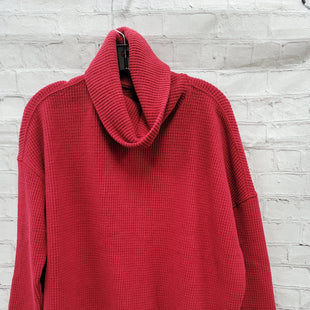 Primary Photo - BRAND: OLD NAVY STYLE: SWEATER LIGHTWEIGHT COLOR: RED SIZE: XS SKU: 115-115347-2938