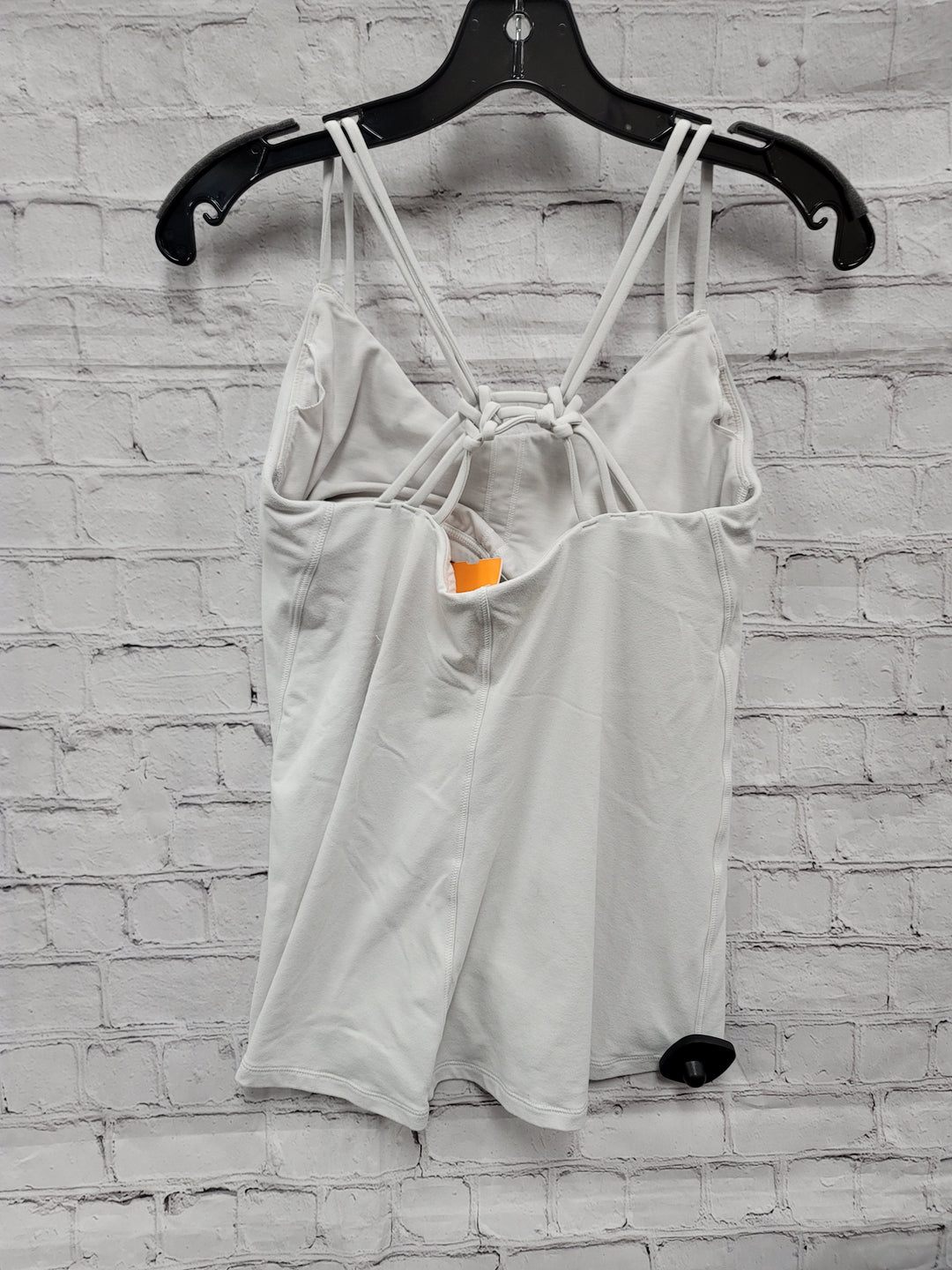Photo #1 - BRAND: LULULEMON <BR>STYLE: ATHLETIC TANK TOP <BR>COLOR: WHITE <BR>SIZE: 10 <BR>SKU: 115-115309-20143