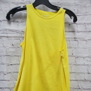 Primary Photo - BRAND: ARCTARYX STYLE: ATHLETIC TANK TOP COLOR: YELLOW SIZE: S SKU: 115-115338-3843