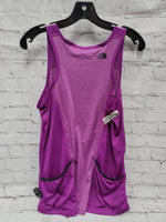 Photo #1 - BRAND: NORTHFACE <BR>STYLE: ATHLETIC TANK TOP <BR>COLOR: PURPLE <BR>SIZE: M <BR>SKU: 115-115335-3800