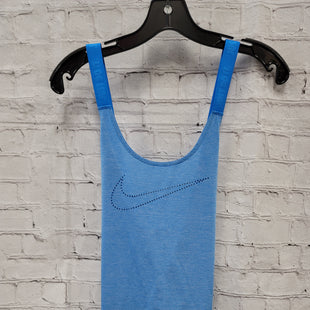 Primary Photo - BRAND: NIKE STYLE: ATHLETIC TANK TOP COLOR: BLUE SIZE: S SKU: 115-115314-10951