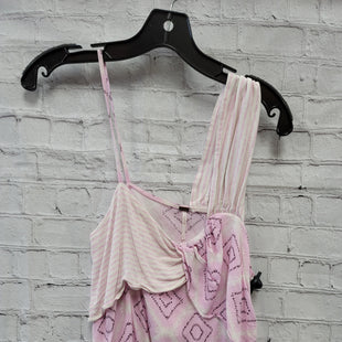 Primary Photo - BRAND: FREE PEOPLE STYLE: TOP SLEEVELESS COLOR: PINK SIZE: M SKU: 115-115338-3587