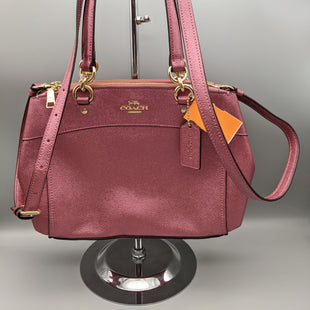 Primary Photo - BRAND: COACH STYLE: HANDBAG COLOR: PINK SIZE: SMALL OTHER INFO: CROSSBODY BAG SKU: 115-115314-10021LONG STRAP 23 1/2