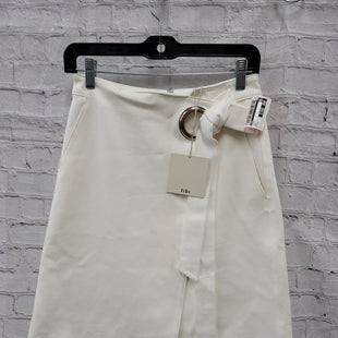 Primary Photo - BRAND: TIBI STYLE: SKIRT COLOR: WHITE SIZE: 2 OTHER INFO: NWT SKU: 115-115260-94334