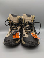 Photo #1 - BRAND: MERRELL <BR>STYLE: BOOTS ANKLE <BR>COLOR: TAN <BR>SIZE: 7.5 <BR>OTHER INFO: HIKING BOOT <BR>SKU: 115-115314-9545