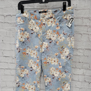Primary Photo - BRAND: NINE WEST STYLE: CAPRIS COLOR: BABY BLUE SIZE: 10 OTHER INFO: FLORALS SKU: 115-115347-296