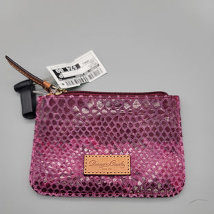 Primary Photo - BRAND: DOONEY AND BOURKE STYLE: WALLET COLOR: FUSCHIA SIZE: SMALL SKU: 115-115257-30495