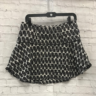 Primary Photo - BRAND: REBECCA MINKOFF STYLE: SKIRT COLOR: RED BLACK SIZE: 4 OTHER INFO: NEW! SKU: 115-115314-12161