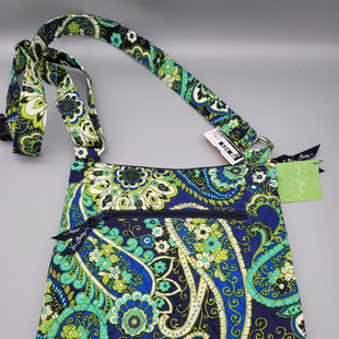 Primary Photo - BRAND: VERA BRADLEY STYLE: HANDBAG COLOR: BLUE GREEN SIZE: MEDIUM OTHER INFO: **NWT SKU: 115-115260-94312