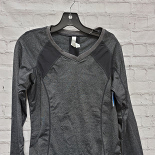 Primary Photo - BRAND:    CLOTHES MENTOR STYLE: ATHLETIC TOP COLOR: GREY SIZE: 12 OTHER INFO: MATYMATS - SKU: 115-115347-2592