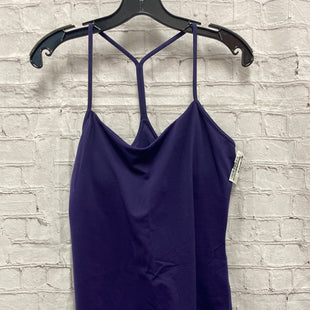 Primary Photo - BRAND: LULULEMON STYLE: ATHLETIC TANK TOP COLOR: PURPLE SIZE: 12 SKU: 115-115347-3530