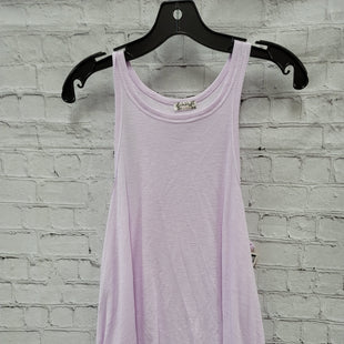 Primary Photo - BRAND: FREE PEOPLE STYLE: TOP SLEEVELESS COLOR: LILAC SIZE: L SKU: 115-115302-18510