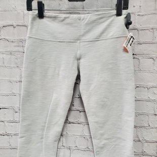 Primary Photo - BRAND: LULULEMON STYLE: ATHLETIC CAPRIS COLOR: GREY SIZE: 6 OTHER INFO: ** SKU: 115-115314-10467
