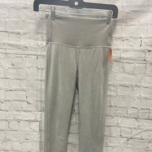 Primary Photo - BRAND: LULULEMON STYLE: ATHLETIC CAPRIS COLOR: GREY SIZE: 2 SKU: 115-115309-19672