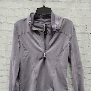 Primary Photo - BRAND: MONDETTA STYLE: ATHLETIC JACKET COLOR: LAVENDER SIZE: L SKU: 115-115347-3517