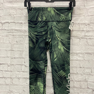Primary Photo - BRAND: CALVIN KLEIN STYLE: ATHLETIC PANTS COLOR: GREEN SIZE: XS OTHER INFO: JUNGLE SKU: 115-115260-94095