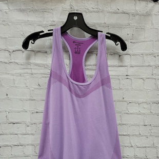 Primary Photo - BRAND: CHAMPION STYLE: ATHLETIC TANK TOP COLOR: PURPLE SIZE: XL SKU: 115-115338-1593