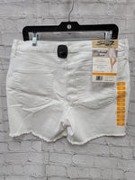 Photo #1 - BRAND: SEVEN 7 <BR>STYLE: SHORTS <BR>COLOR: WHITE <BR>SIZE: 12 <BR>SKU: 115-115360-1414