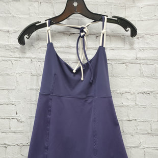 Primary Photo - BRAND: LULULEMON STYLE: ATHLETIC TANK TOP COLOR: ROYAL BLUE SIZE: 6 SKU: 115-115336-1424