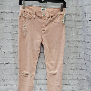Primary Photo - BRAND: HUDSON STYLE: PANTS COLOR: PEACH SIZE: 4 OTHER INFO: NWT SKU: 115-115257-30196