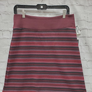 Primary Photo - BRAND: KAVU STYLE: SKIRT COLOR: RASPBERRY SIZE: L OTHER INFO: NWT- W/ BLK THROUGHOUT SKU: 115-115257-29442