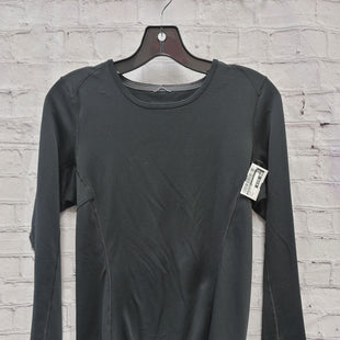 Primary Photo - BRAND: PATAGONIA STYLE: ATHLETIC TOP COLOR: BLACK SIZE: S OTHER INFO: ** SKU: 115-115314-10936