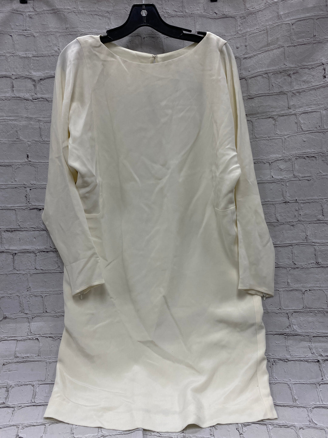 Primary Photo - BRAND: POLO RALPH LAUREN <BR>STYLE: DRESS SHORT LONG SLEEVE <BR>COLOR: WHITE <BR>SIZE: 6 <BR>OTHER INFO: NEW WITH TAGS!! <BR>SKU: 115-115314-7723