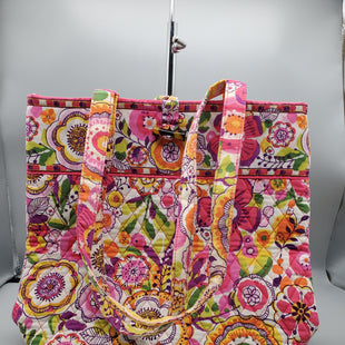 Primary Photo - BRAND: VERA BRADLEY STYLE: HANDBAG COLOR: HOT PINK SIZE: LARGE SKU: 115-115302-18656