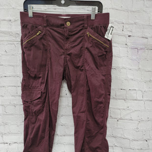 Primary Photo - BRAND: SONOMA STYLE: PANTS COLOR: MAROON SIZE: 6 SKU: 115-115338-4254