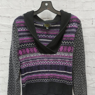 Primary Photo - BRAND: ICELANDIC DESIGN STYLE: SWEATER HEAVYWEIGHT COLOR: PURPLE SIZE: M SKU: 115-115335-3320
