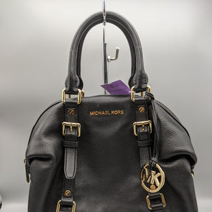 Primary Photo - BRAND: MICHAEL BY MICHAEL KORS STYLE: HANDBAG COLOR: BLACK SIZE: MEDIUM SKU: 115-115314-12385