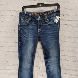Primary Photo - BRAND: ROCK REVIVAL STYLE: JEANS COLOR: DENIM SIZE: 4 SKU: 115-115314-12300