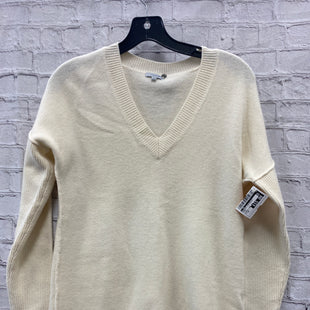 Primary Photo - BRAND:   CMC STYLE: SWEATER LIGHTWEIGHT COLOR: CREAM SIZE: XS OTHER INFO: JIGSAW - 100% WOOL SKU: 115-115314-10673