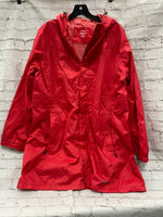 Primary Photo - BRAND: CABELAS <BR>STYLE: JACKET OUTDOOR <BR>COLOR: HOT PINK <BR>SIZE: L <BR>SKU: 115-115336-2122