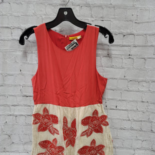 Primary Photo - BRAND: ALICE + OLIVIA STYLE: DRESS SHORT SLEEVELESS COLOR: RED SIZE: S OTHER INFO: ** SKU: 115-11545-100746
