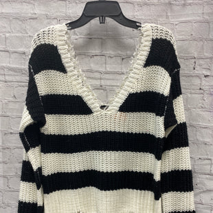 Primary Photo - BRAND:   CMC STYLE: SWEATER LIGHTWEIGHT COLOR: STRIPED SIZE: S OTHER INFO: ADDIE - SKU: 115-115257-29691