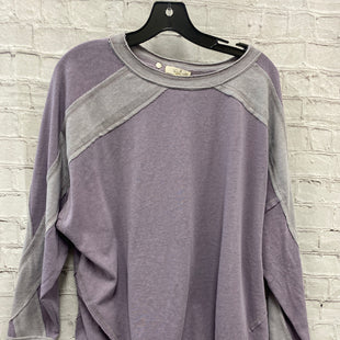 Primary Photo - BRAND: EASEL STYLE: TOP LONG SLEEVE COLOR: LAVENDER SIZE: S SKU: 115-11545-100566